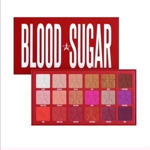 JEFFERY star blood sugar pallets brand new in box